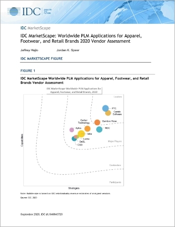 Th IDC Worldwide PLM Applications 2020 Vendor Assessment Analyst report English 457px