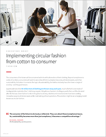 Th Implementing circular fashion from cotton to consumer Executive Brief English 457px