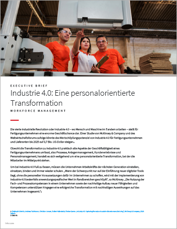Th Industry 4 0 A people centric transformation Executive Brief German 457px