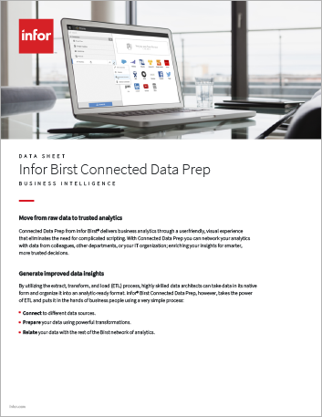 Th Infor Birst Connected Data Prep Data Sheet English 457px