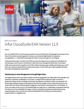 Th Infor CS EAM Version 11 5 Brochure German 457px