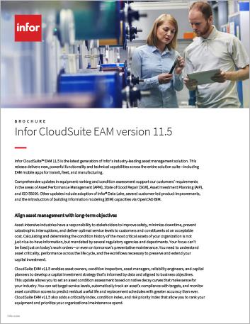 Th Infor Cloud Suite EAM version 11 5 Brochure English 457px