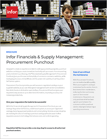 Th Infor Financials and Supply Management Procurement Punchout Brochure English 457px