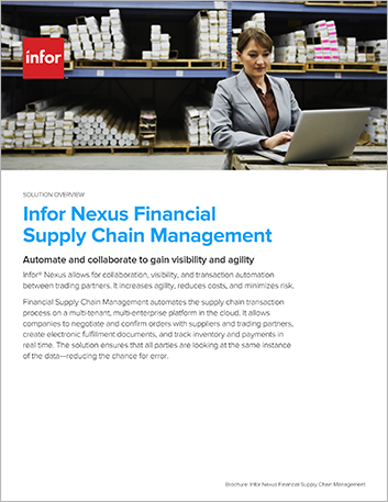 Th Infor Nexus Financial Supply Chain Management Brochure English 457px