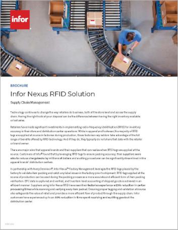 Th Infor Nexus RFID Solution Brochure English 457px