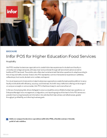 Th Infor POS for Higher Education Food Services Brochure English 457px
