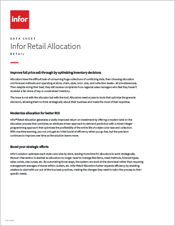 Th Infor Retail Allocation Data Sheet English 457px
