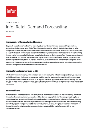 Th Infor Retail Demand Forecasting Data Sheet English 457px