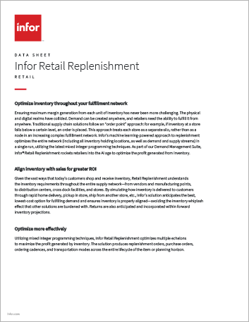 Th Infor Retail Replenishment Data Sheet English 457px