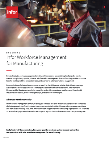 Th Infor Workforce Management for Manufacturing Brochure English 457px