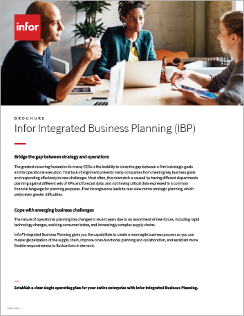 Th Integrated Business Planning IBP Brochure English 457px