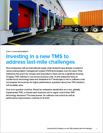 Th Investing in a new TMS to address last mile challenges Executive Brief English 457px
