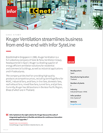 Th Kruger Ventilation Industries Asia Co Ltd Case Study Infor Syteline HVAC English 457px