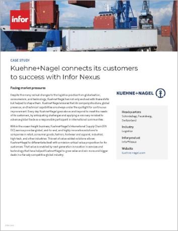 Th Kuehne Nagel Case Study Infor Nexus Contract Logistics EMEA English UK 457px