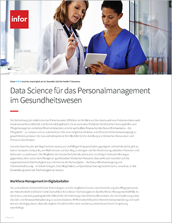 Th Leading the healthcare workforce with data science Article German 457px