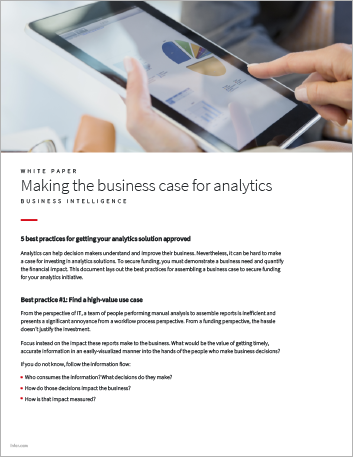 Th Making the business case for analytics White Paper English 457px