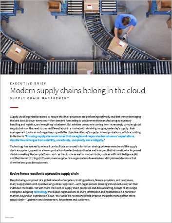 Th Modern supply chains belong in the cloud Executive Brief English 457px