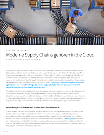 Th Modern supply chains belong in the cloud Executive Brief German 457px