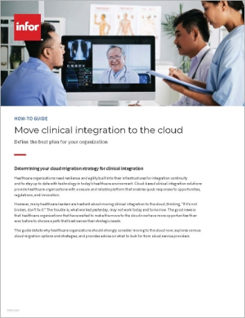 Th Move clinical integration to the cloud How to Guide English 457px
