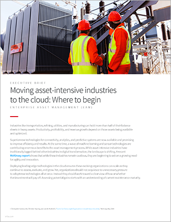 Th Moving asset intensive industries to the cloud Where to begin Executive Brief English 457px