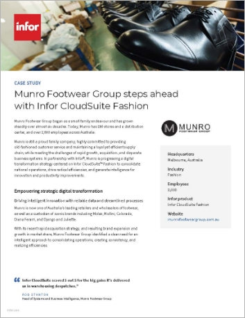 Th Munro Footwear Group Case Study Infor Cloud Suite Fashion Fashion APAC English 457px