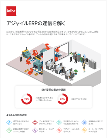 Th Mythbusting the agile ERP Infographic Japanese 457px