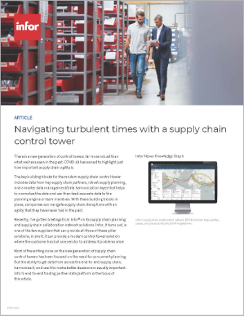 Th Navigating turbulent times with a supply chain control tower Article English 457px