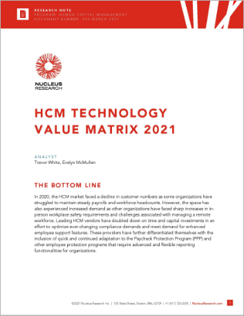 Th Nucleus 2021 HCM Value Matrix Analyst Report English 457px