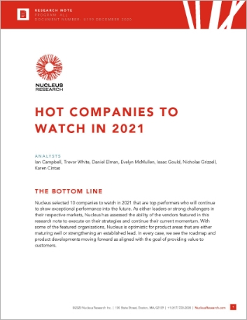 Th Nucleus Research Hot Companies to Watch in 2021 Analyst Paper English 457px