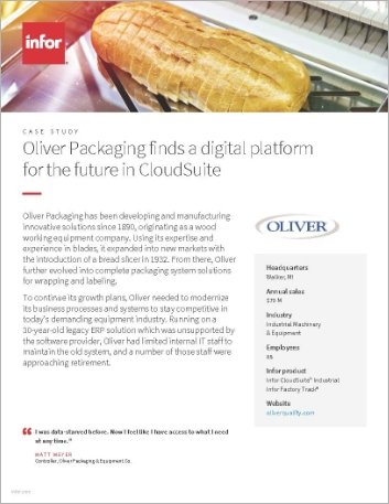 Th Oliver Packaging and Equipment Company Case Study Infor Cloud Suite Industrial Infor Factory Track NA English 457px