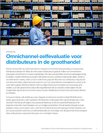 Th Omni channel self assessment for wholesale distributors Executive Brief Dutch 457px