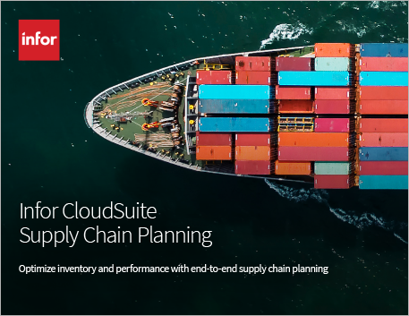 Th Optimize inventory and performance with end to end supply chain planning Infor CS Supply Chain Planning Brochure English 457px