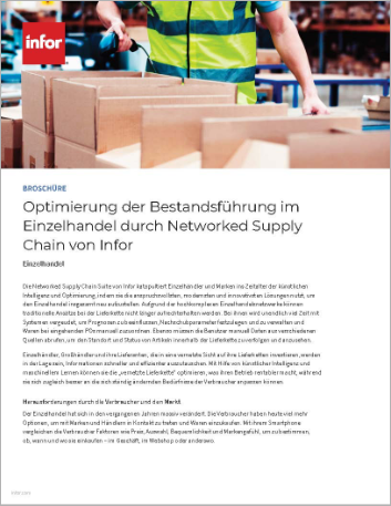 Th Optimizing retail inventory through Infors Networked Supply Chain Brochure German 457px