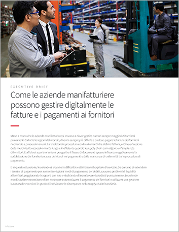 Th Optimizing supplier order and invoice management through automation Executive Brief Italian 457px