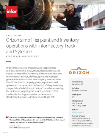 Th Orizon Case Study Infor Syte Line Infor Factory Track Aerospace and Defense NA English 457px