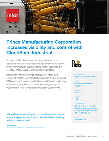 Th Prince Manufacturing Corporation Case Study Infor Cloud Suite Industrial Syte Line Industrial Machinery and Equipment NA English 457px