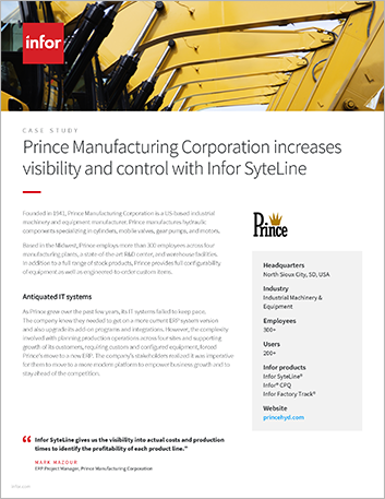 Th Prince Manufacturing Corporation Case Study Infor Syte Line Industrial Machinery and Equipment NA English 457px