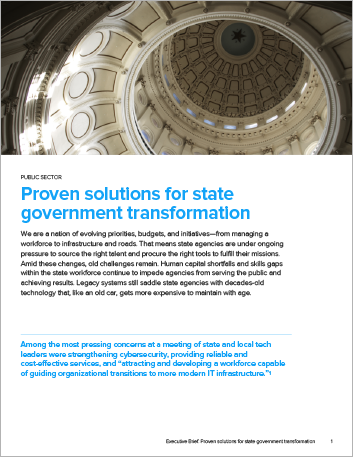 Th Proven solutions for state government transformation Executive Brief English 457px
