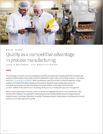 Th Quality as a competitive advantage in process manufacturing White Paper English 457px