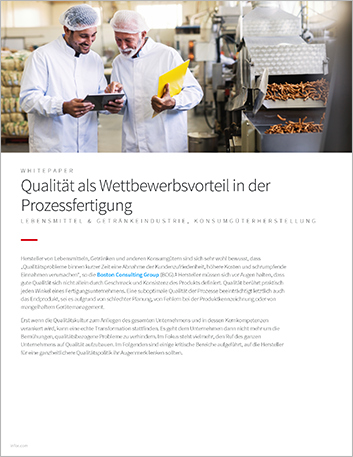 Th Quality as a competitive advantage in process manufacturing White Paper German 457px