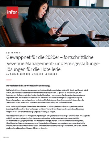 Th Resilience in the 2020s advanced hotel revenue management and pricing solutions How to Guide German 457px