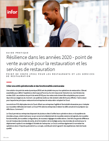 Th Resilience in the 2020s advanced restaurant and food services POS How to guide French 457px