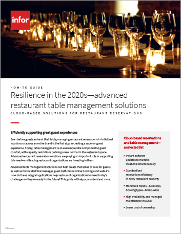 Th Resilience in the 2020s advanced restaurant table management solutions How to guide English 457px