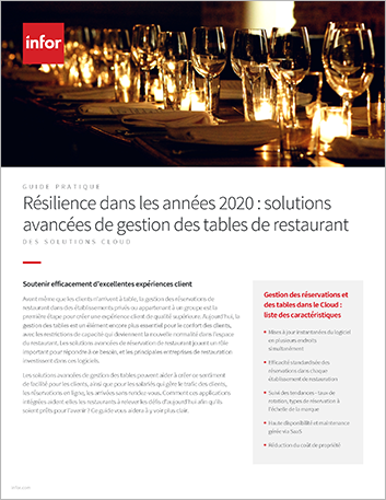 Th Resilience in the 2020s advanced restaurant table management solutions How to guide French France 457px