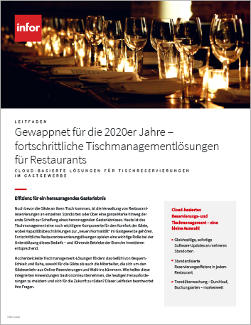 Th Resilience in the 2020s advanced restaurant table management solutions How to guide German 457px