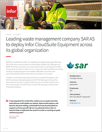 Th SAR AS Case Study Cloud Suite Equipment ERP Industrial Machinery and Equipment EMEA English 457px