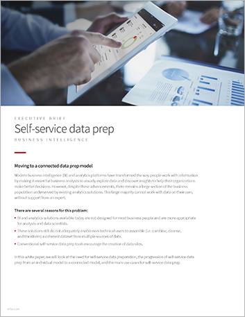 Th Self service data prep Executive Brief English 457px