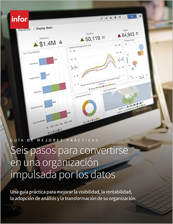 Th Six steps to becoming a data driven organization Best Practice Guide Spanish LA 457px