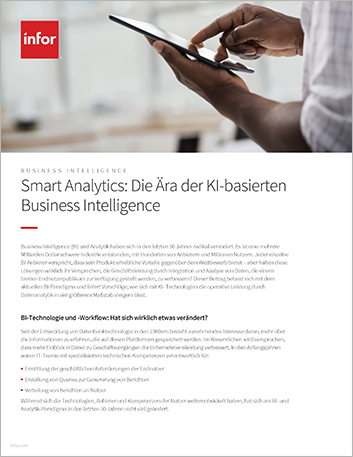 Th Smart analytics The era of AI powered BI Executive Brief German 457px