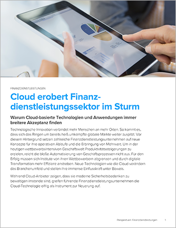 Th The acceleration of cloud adoption in financial services Perspectives German 457px